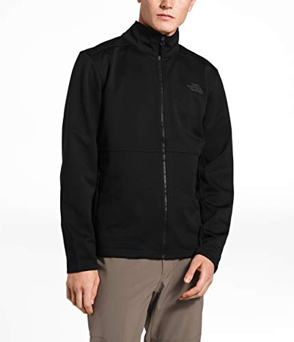 The North Face Men's Apex Canyonwall Jacket, TNF Black, Large