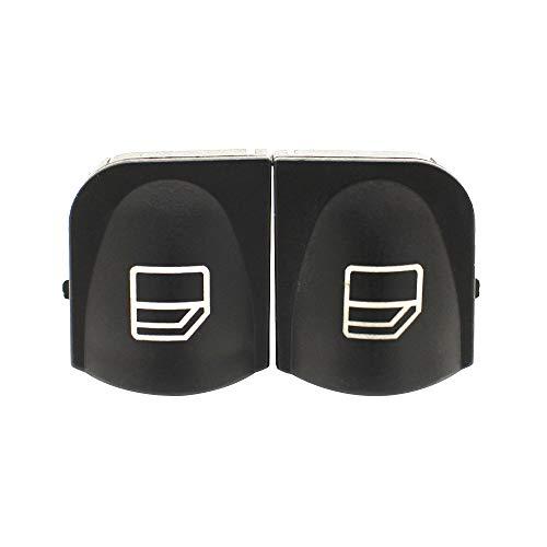 Ruitbedieningspaneel Console Cover Caps Auto Electric Power Master Vervanging voor Mercedes W203 C-KLASSE