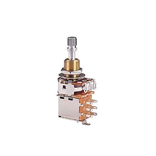 Push-Push DPDT A500K - Potenciómetro de conmutación (25 mm