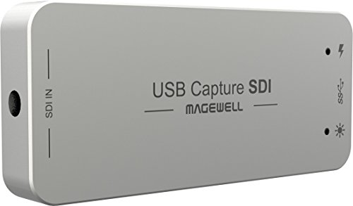 Magewell XI100DUSB-SDI SDI to USB 3.0 Video Capture Dongle by