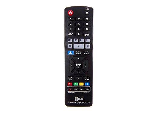 Echte LG BP550 / BP-550 BLU-RAY speler afstandsbediening