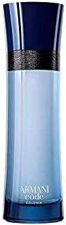 Armani - Agua de colonia para hombre 200 ml