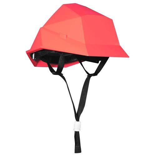 カクメット KAKUMET A-type R1 レッド 工事用 作業用 防災用 ヘルメット