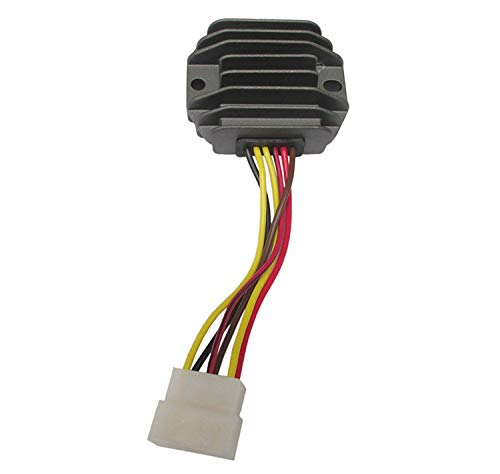 BYS Voltage Regulator for John Deere: AM126304, M70121, M97348, 12V