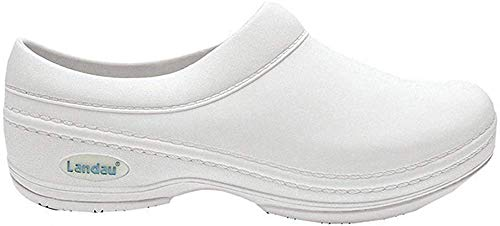 top rated Landau Comfort Shoes, White, 7 2020