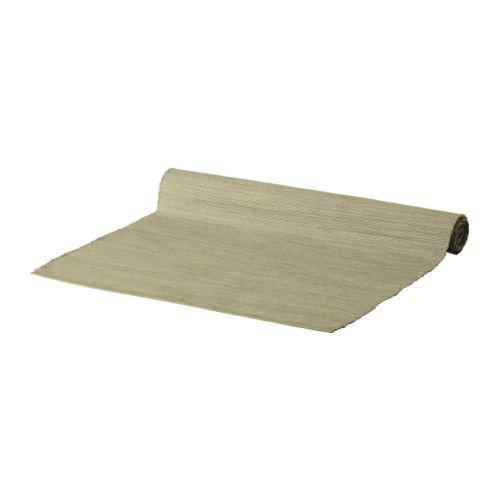 IKEA MÄRIT Tischläufer in beige; Baumwollmischung; (35x130cm)