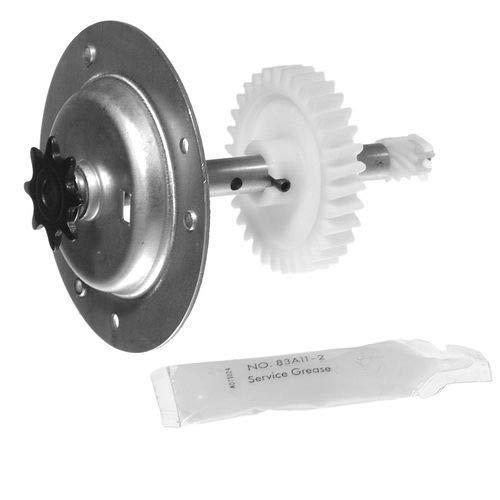 Lowest Price! Craftsman Compatible Garage Door Opener Shaft & Sprocket Part 41A2817 41C4220A
