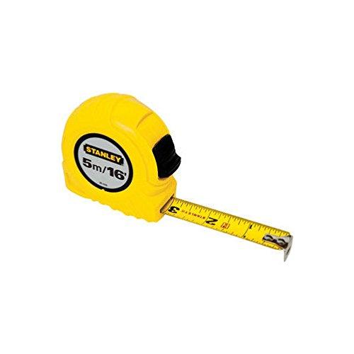 Stanley Hand Tools 30-496 - Cinta métrica (5 m)