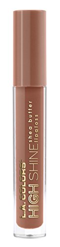 L.A. COLORS High Shine Lipgloss - Dollface