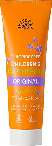 Urtekram Dentífrico para Niños sin Flúor - 75 ml