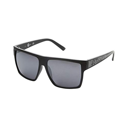 Guess GGU2053BLK-35 Gafas, NEGRO, 58/13/143 para Hombre