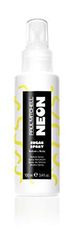 Paul Mitchell Neon Sugar Spray - Haar-Spray gibt Volumen und Struktur, Volume-Booster für mehr Textur, professional Hair-Care just for Girls, 100 ml
