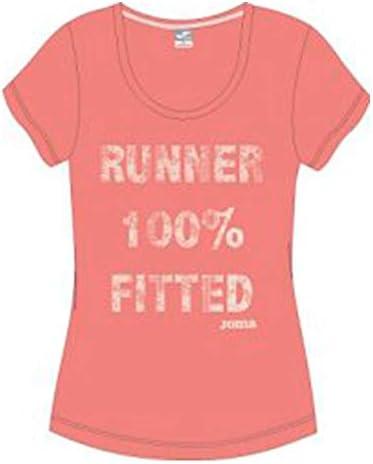 Camiseta M/C Joma Runner Mujer