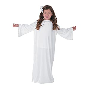 Fun Express White Nativity Gown Costume (Child Size - Small) for Christmas