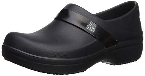 Crocs Neria Pro Ii Clog womens Neria Pro Ii Black M5W6 UK 38 39 EU