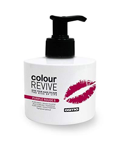 Osmo Traitement revitalisant de couleur Colour Revive violet rouge 225 ml