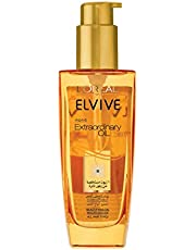 L'Oreal Paris Elvive Extraordinary Oil For All Hair Types, 100 ml