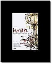 Music Ad World MANSUN - Closed for Business EP Mini Poster - 13.5x10cm