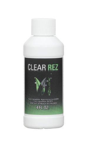 EZ-CLONE Clear Rez Solution for Plant Cloning, 4-Ounce by EZ-Clone Enterprises