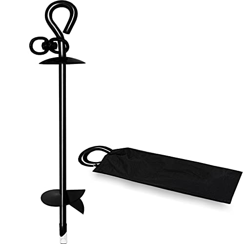 Dog Tie Out Stake,Premium Heavy Duty Dog Anchor...