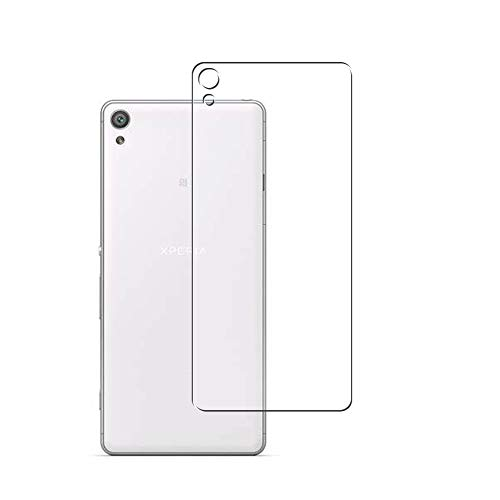 Vaxson 2 Unidades Protector de pantalla Posterior, compatible con Sony Xperia XA Dual F3115 F3116 [No Vidrio Templado] TPU Película Protectora Espalda Skin Cover