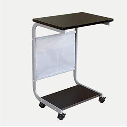 Einfacher Computertisch Laptop Tisch Haushalt Hebetisch Haushalt Student Computer Schreibtisch Abnehmbares Bett Studiertisch Kinderschreibtisch, Schwarz