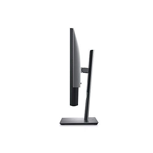 Dell U2520D, 25 Zoll, QHD 2560 x 1440, 60 Hz, IPS entspiegelt, 16:9, 5 ms (extrem), höhenverstellbar/neigbar/drehbar, VESA, DisplayPort, USB-C, HDMI, 3 Jahre Austauschservice, schwarz/silber - 11