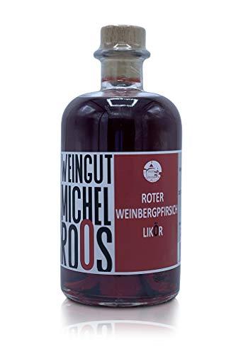 Weingut Michel Roos Roter Weinbergpfirsich Likör 0,5l