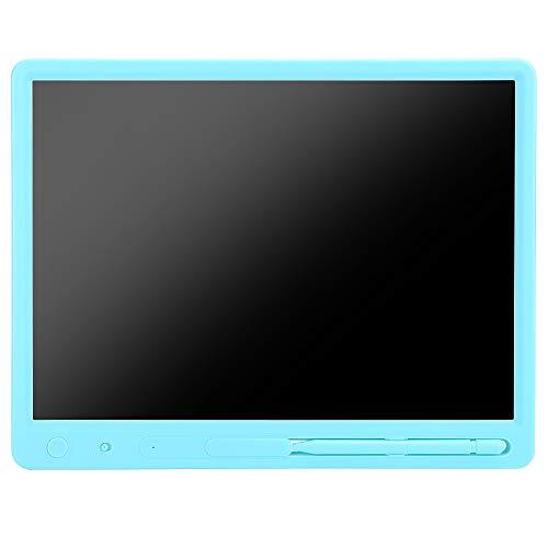 HAOX Tablero de Dibujo, Tableta Multiusos de la Escritura del LCD para la Oficina para el hogar para la Escuela(Azul)