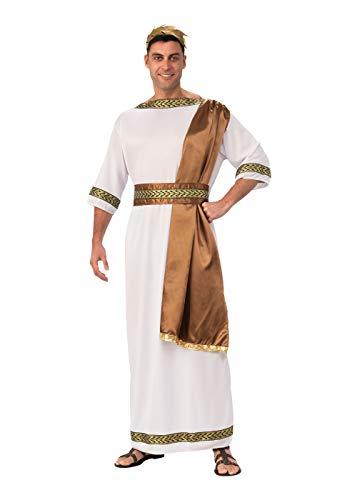 Bristol Novelty AC734 Costume da Dio Greco con Fusciacca, Marrone