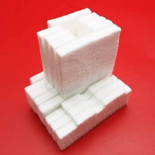 Nuevas y duraderas piezas de impresora 5X C13T04D100 T04D100 T04D1 EWMB2 Caja de mantenimiento de tinta apta para EPSON L6160 L6168 L6170 L6178 L6190 L6191 L6198 L6161 L6166 L6171 (Color: 5X Pad), Nom