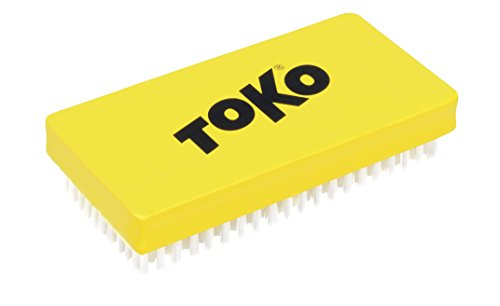 Toko Base Nylon 41 Bürste, weiß, One Size