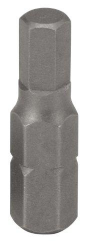 """KS Tools 911.5128 - Punta de destornillador hexagonal (5/16\"""", 8 mm)"""