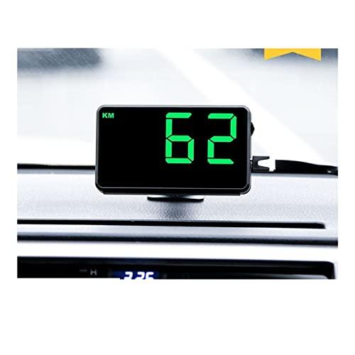 MEIKAI Pantalla Grande De 4.5 ' GPS Velocímetro Pantalla De Velocidad De Automóvil Digital Sobre El Sistema De Alarma De Exceso De Velocidad Ajuste Universal For La Bicicleta Carro De La Motocicleta C