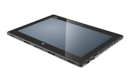 Fujitsu STYLISTIC Q702 128GB 3G 4G Negro, Plata - Tablet (Windows, Pizarra, Windows 8 Pro, Pro, Negro, Plata, Ión de Litio)