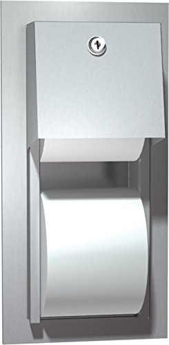 Top 10 best selling list for asi recessed toilet paper holder