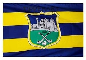 maymer Bandera oficial de Irlanda GAA cresta del condado TIPPERARY 152cm x91cm stock muy limitado …