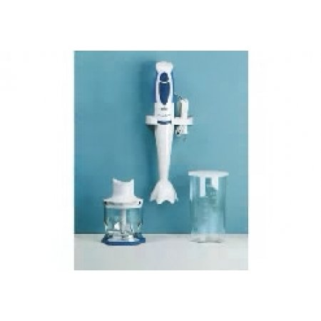 Braun Multiquick Advantage MR 4000 HC, Plástico, Blanco, Azul, 400 ...