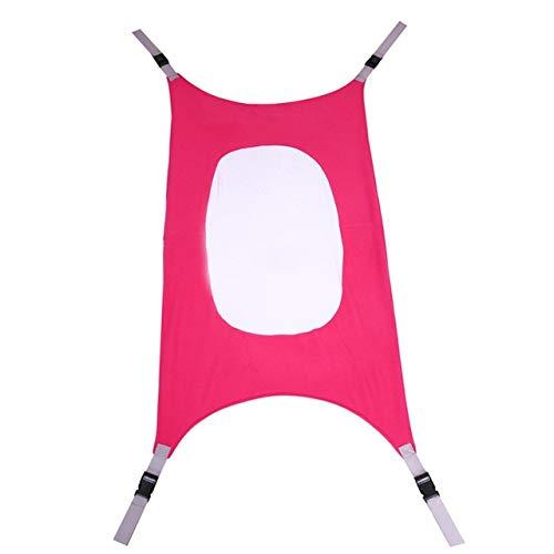 Saco de dormir de punto recién nacido Electrónica ultrasonidos Insecticida A dos no ajustable, color de rosa (enchufe de EE.UU.) infantil nuevo bebé hamaca al aire libre casero portable desmontable co