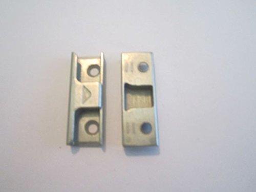 ROTO NT Schließstück, Holz, Eurofalz 18 mm, 9V, Zink (260360) ; 1 Stück