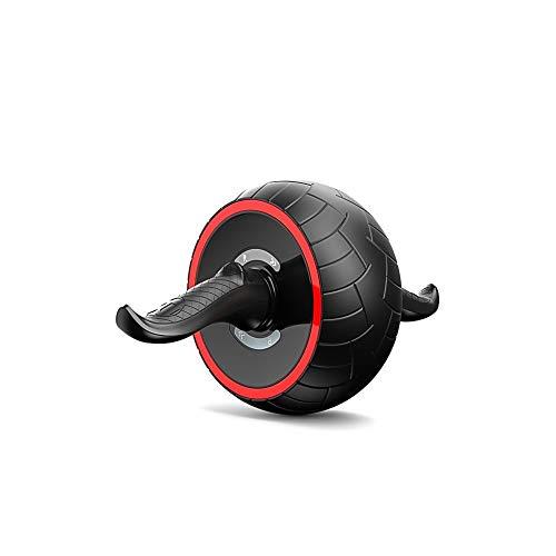Bauchroller, Finoki Abdominal Roller Bauchmuskeltrainer Bauchtrainer ab Roller ab wheel für Bauchmuskeltraining und Fitness