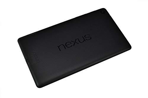 ASUS Nexus 7 (2013) LTE Original Batterieabdeckung schwarz