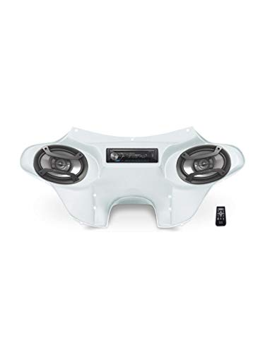 Buy Bargain Harley Davidson Batwing Stereo Fairing with 6 x 9 speakers for Softail