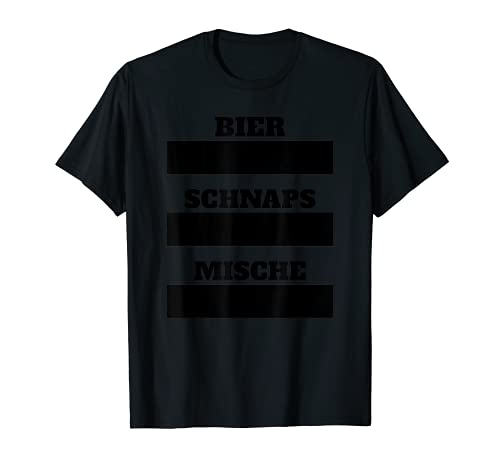 Bier Geschenk Biergeschenke Biertrinker Brauen Männer T-Shirt