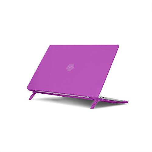 mCover Carcasa rígida para Dell XPS 9380, 9370 y 7390 (modelo no 2 en 1), color morado