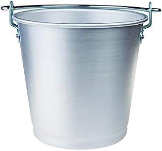 Ollas Agnelli Cubo Leche con Asa, Aluminio
