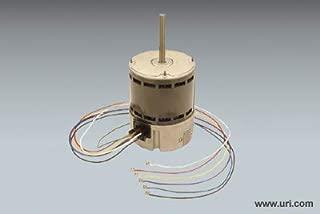 Us Motors Ecm Blower Motor, Rescue, 5 5 8 Diameter, 1 2-1 Hp, 115 208-230 Volt 5552et