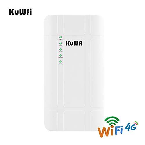 Router Wifi 4G Sim Card Marca KuWFi