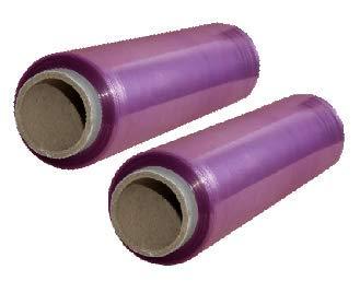 Rollos film alimentación transparente 30x300 - Pack 2 rollos