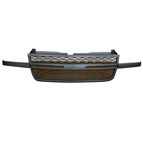 03 silverado front grill - 3